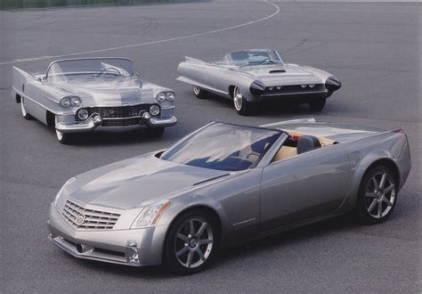 1999 Cadillac Evoq Concepts