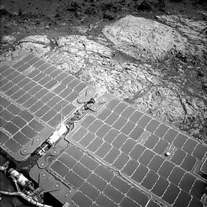 NASA Mars Rover Opportunity Update: Dec 27, 2012 - Jan 3, 2013