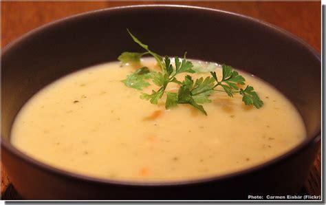 cuisine allemande recettes kartoffelsuppe soupe allemande aux pommes de terre