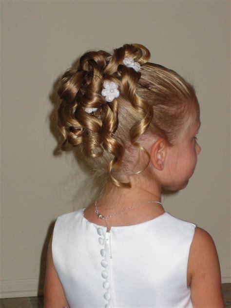 flower girl wedding hairstyles hairstyle  women man