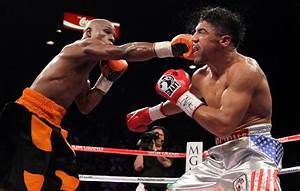 A decade of Floyd Mayweather's best and ugliest boxing ...