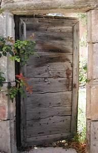 Portillon Bois Jardin : portillon de jardin portes d 39 entree portes antiques ~ Preciouscoupons.com Idées de Décoration
