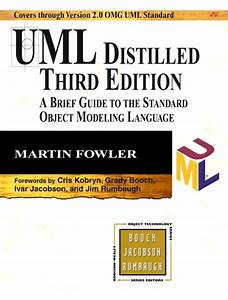 Book Download  Uml Distilled  A Brief Guide To The