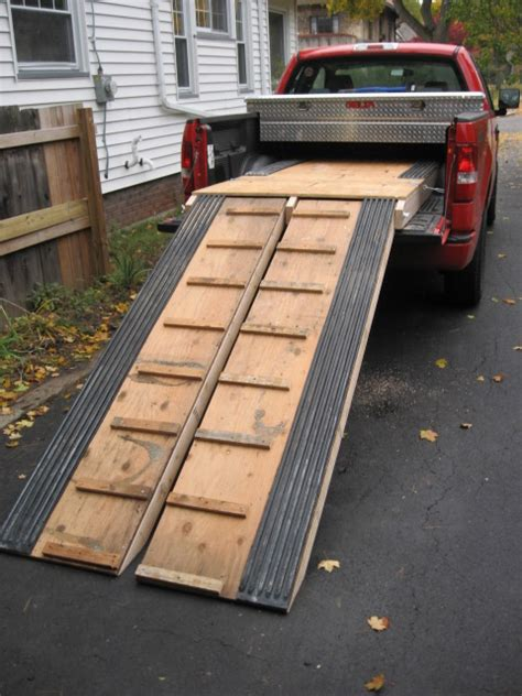 sled deck wood how to build a truck r cheap general discussion