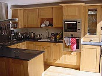17 best images about oak shaker kitchens on
