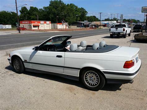 1995 Bmw 325i Convertible Automatic 52332 Miles No