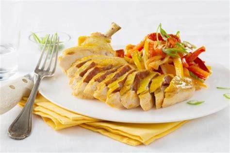 cote cuisine lyon recette de suprême de volaille contisé au chorizo