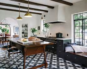 kitchen and floor decor colonial modern interior historic architecture home renovation
