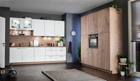 Nolte L-küche Feel Weiß Timber Steineiche Günstig Kaufen