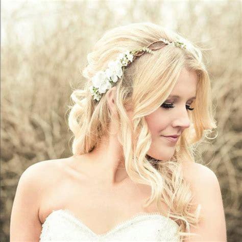 fiori capelli ghirlanda di fiori per capelli ma56 187 regardsdefemmes