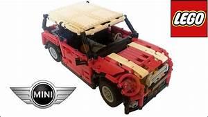 Lego Mini Cooper : lego rc mini cooper w instructions youtube ~ Melissatoandfro.com Idées de Décoration