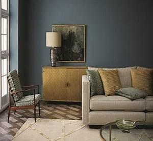 Salon Gris Bleu : peinture gris rose bleu les nouvelles couleurs zoffany ~ Melissatoandfro.com Idées de Décoration