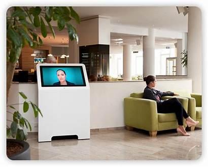 Receptionist Reception Desk Business Virtual Improves Saves