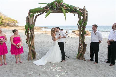 Wedding At Ylang Ylang Beach Resort Montezuma Costa Rica