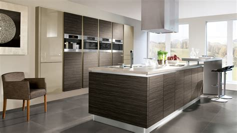 Contemporary Kitchen by Contemporary Kitchen Sterling Carpentry