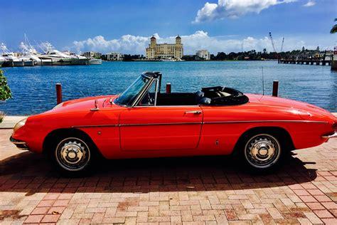 Alfa Romeo Spider Convertible by 1967 Alfa Romeo Spider Convertible 206258