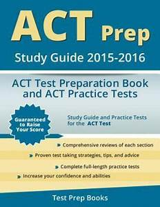 Act Prep Study Guide 2015