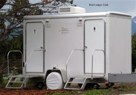 utah portable restrooms royalrestroomscom