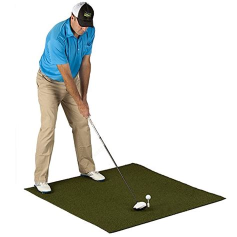 golf hitting mats pureshot 5ft x 5ft golf practice hitting mats