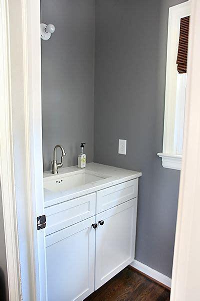 bathroom progress thhouseontheleftcom wall