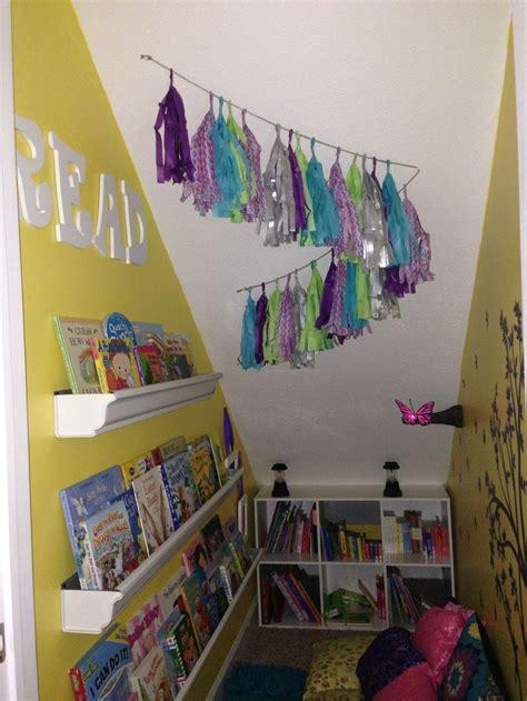 25 best ideas about closet book nooks on