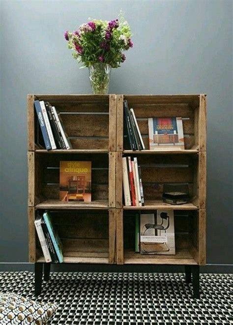 Bücherregale Aus Paletten by Regal Aus Paletten Viele Tolle Ideen F 252 R