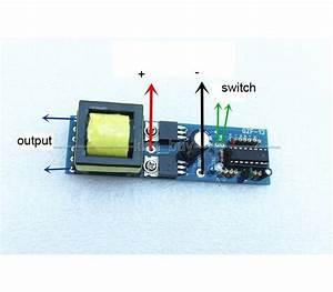 150w Dc To Ac Converter Input 12v To Output 110v 220v Ac