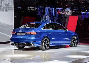 Audi Rs 3 : audi 39 s fast four door returns new rs3 saloon unveiled by car magazine ~ Medecine-chirurgie-esthetiques.com Avis de Voitures