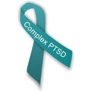 PTSD Awareness Ribbon Color