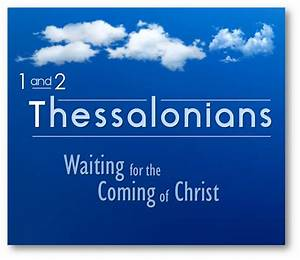 Introduction To 1  U0026 2 Thessalonians