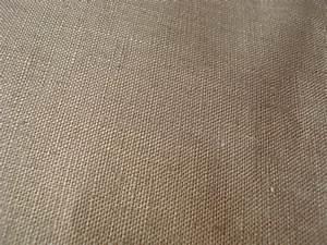 Tissu Enduit Pour Nappe : nappe coton lin enduit ~ Teatrodelosmanantiales.com Idées de Décoration