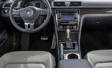 volkswagen passat 2014 interior 2014 volkswagen passat sport announced to be priced at