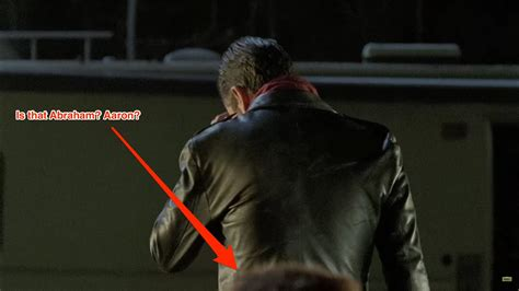 the walking dead are going to negan business insider