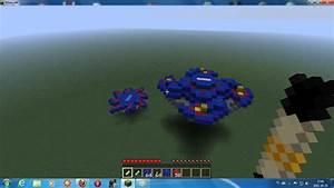 Big Beyblade Minecraft Project