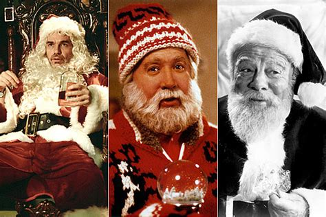 the 5 best santa clauses on film