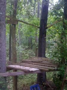 Tree Fort Ideas