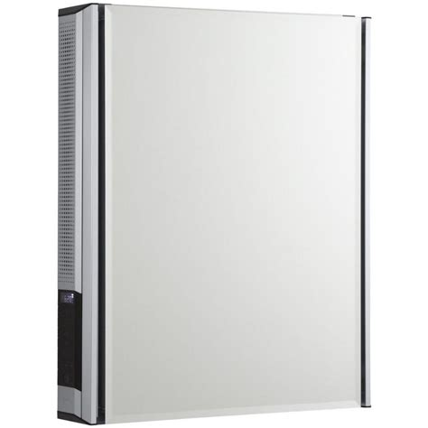 surface mount medicine cabinet with mirror kohler 20 in x 26 in surface mount medicine cabinet with