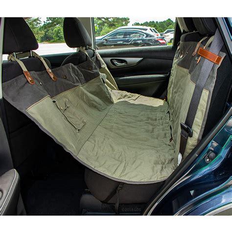 Solvit Hammock by Solvit Premium Smartfit Hammock Rear Bench Seat Cover