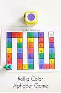 Roll A Color Alphabet Game Best 25 Letter Games Ideas On Pinterest Get Busy Living Now I Know My ABC 39 S Toddler Tuesday Series 1000 Images About Fun Games For Preschoolers On Pinterest