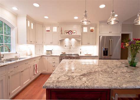 White-brick-backsplash-kitchen-tropical-with-bathroom