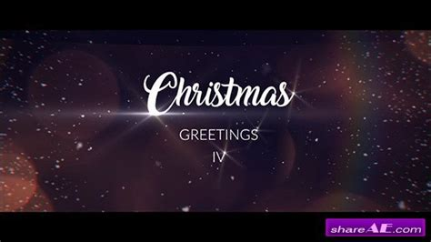 after effects template christmas greetings 2017 openers 187 page 4 187 free after effects templates after