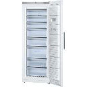 congelateur armoire bosch gsn58aw30 bosch gsn58aw30 cong 233 lateur armoire 360 litres comparer avec touslesprix