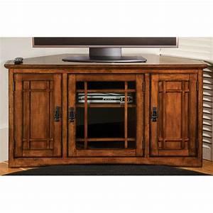 Mission Corner TV Cabinet Sturbridge Yankee Workshop