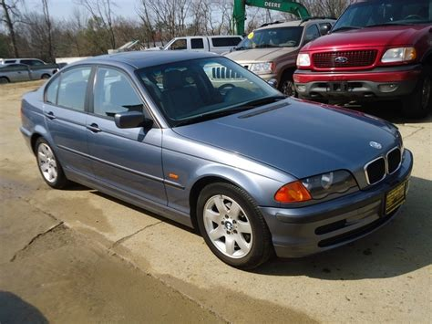 1999 Bmw 323i For Sale In Cincinnati, Oh  Stock # 10923