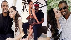 Chris Bosh's wife Adrienne Bosh - NBA WAGs - YouTube