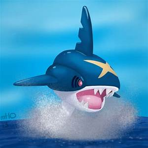 POKEDDEXY Day 2: Favorite Dark Type: Sharpedo by empty-10 ...