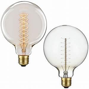 Retro Glühbirne Led : 1x e27 e14 vintage gl hlampe gl hbirne lampe retro edison birne ebay ~ Orissabook.com Haus und Dekorationen