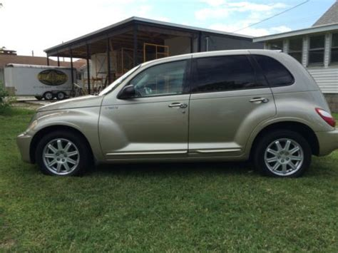 Buy Used 2006 Chrysler Pt Cruiser Limited **sunroof** In