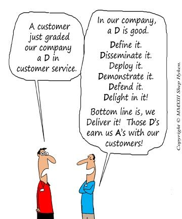 Is Excellent Customer Service Definition by How To Create A Customer Centric Culture Shep Hyken