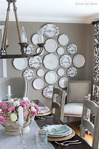 19 Super Impressive Statement Walls In The Dining Room ...